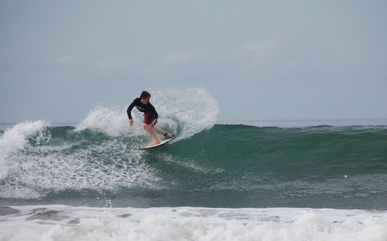 The Green Rooms Surf Camp's photo of Playa Carmen